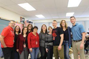 Fifth grade teachers