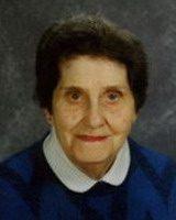 Portrait of Carmela Starapoli, a member of the Wall of Fame.